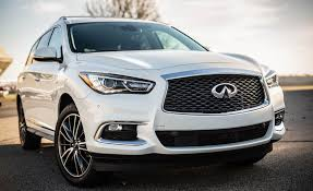 infiniti qx60 interior 2017 2017 infiniti qx60 white exterior front gallery photo 10 of 12