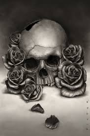 guns and roses tattos top 25 best skull and rose drawing ideas on pinterest skull