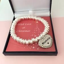 christmas gift jewellery bracelet for sister mum auntie