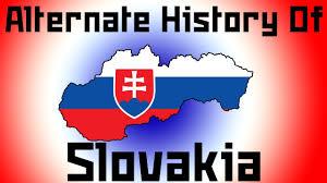 Slovak Flag Alternate History Of Slovakia Youtube