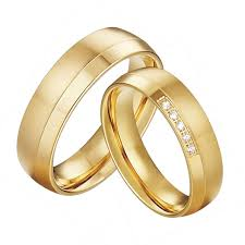 wedding rings classic images Classic engagement rings men jewelry gold color alliance rounded jpg