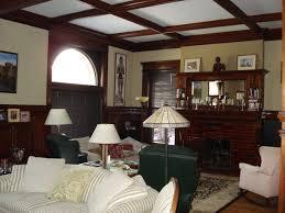 Refinish Wood Paneling Restored Wood Paneled Dining Room
