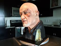 Mike Breaking Bad These Incredibly Realistic Cakes By Natalie Sideserf Are Jaw