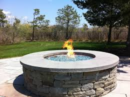 Firepits Gas Custom Gas Pits Westhton Ny Stove Fireplace