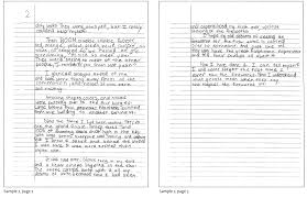 lucy calkins writing paper wilmington montessori school upper elementary ages 9 12 sixth grade writing sample 1 sixth grade writing sample 2
