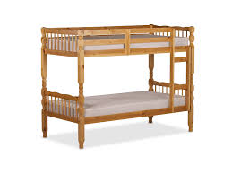 Milano Wooden Bunk Bed  Visco Therapy - Milano bunk bed