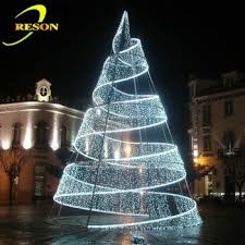 2016 tree decoration stands for shopping mall