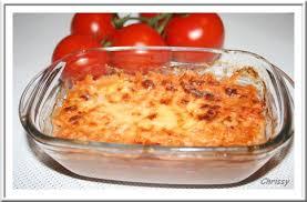 cuisiner du thon en boite gratin de thon a la tomate les recettes légères de chrissy