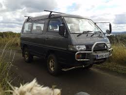 mitsubishi delica l300 4x4 in merchiston edinburgh gumtree