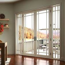 Patio Door Hinges by Patio French Doors With Mini Blinds Find This Pin And More On