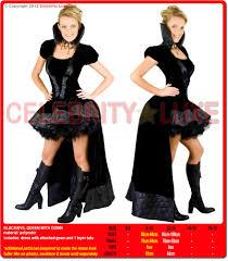 alice in wonderland black evil queen costume