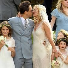 Celebrity Wedding Dresses See The Most Gorgeous Celebrity Wedding Dresses Pictures