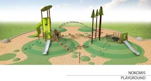 playground design simple and nature based playground planned at nokomis longfellow