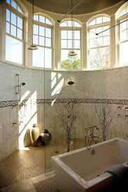 Toronto Unique Bathroom Contemporary With Mixed Cabinet Colours - Bathroom designers toronto
