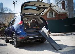 nissan rogue trunk space who let the dogs out not nissan say hello to the rogue dogue