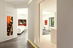 Modernapartmentinteriordesignlocatedinrome - Modern apartments interior design