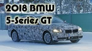 all new 2018 bmw 5 series gt next gen youtube