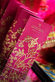 Best Indian Wedding Cards Wedding Cards With Most Beautiful Colors