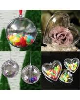 alert amazing deals on clear plastic christmas ornaments