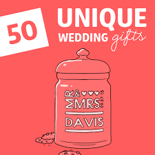 unique wedding present 50 wedding gift ideas that are anything but boring dodo burd