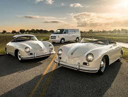 a leading er of vintage sports cars