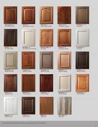 oak kitchen cabinet finishes showplace renew refacing styles woods finishes booklet