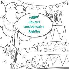 Carte anniversaire 10 ans  Popcarte