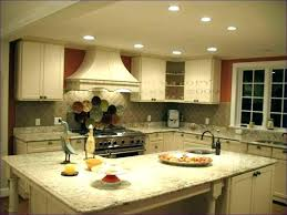 kitchen ceiling lighting ideas recessed ceiling lights kitchen recessed lights in gallery also