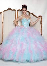 two color wedding dress two tone ruffled tulle with embroidery and beading bridesmaids