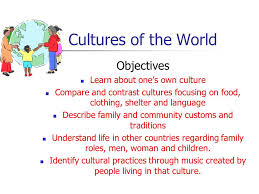 cultures of the world by stefanie stanley ricky terrell ed ppt