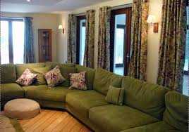 Seafoam Green Curtains Decorating Curtains 25 Gorgeous Yellow Accent Living Rooms Beautiful Sea
