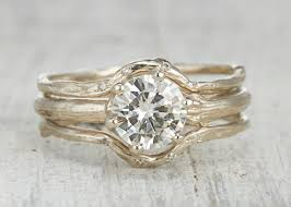 non traditional wedding rings 15 non traditional engagement rings that are way better than
