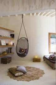 Chairs For Teenage Bedrooms Best by Black Hanging Chair For Eclectic Bedroom Decorating Ideas With