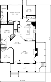 southern living house plans with basements ogletree moser design southern living house plans