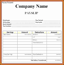 resume format 2013 sle philippines payslip 8 payslip templates sletemplatess sletemplatess