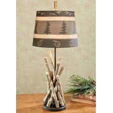 deer home decor table lamps primitive small table lamps cheap primitive table