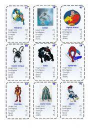 english teaching worksheets heroes