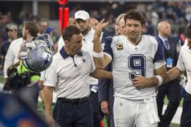 dallas cowboys injury roster news 2016 tony romo fractures back