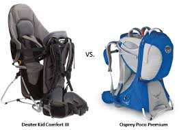 Deuter Kid Comfort 2 Deuter Kid Comfort Iii Vs Osprey Poco Premium Best Child