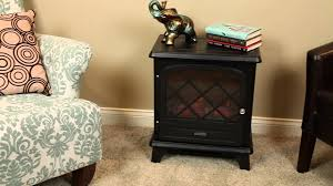 Duraflame Electric Fireplace Duraflame 550 Electric Stove Youtube