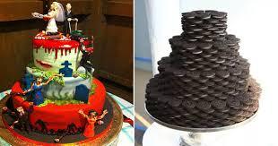 wedding cake fails 24 hilarious and wedding cake fails acid buzz