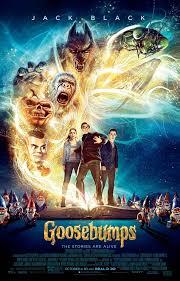 Halloween Monster List Wiki by Goosebumps Film Goosebumps Wiki Fandom Powered By Wikia