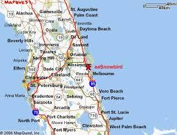 florida towns map florida cities