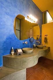blue and yellow bathroom ideas 57 best hacienda bathroom ideas images on haciendas