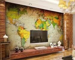 Vintage Map Wallpaper by Compare Prices On Antique Map Wallpaper Online Shopping Buy Low