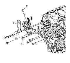 repair instructions off vehicle engine coolant crossover pipe