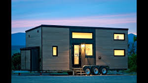 Modern Day Houses by Gorgeous Tiny House Built For Mother And Daughter Youtube