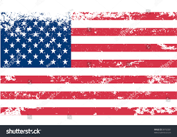Ripped American Flag Usa American Flag Vector Stock Vector 98792081 Shutterstock