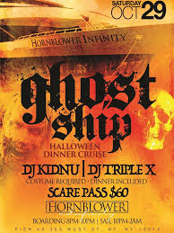 ghost ship the sexiest halloween party tickets sat oct 29 2016