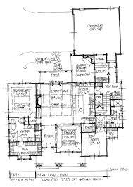 house plans with a courtyard conceptual house plan 1490 rear courtyard garage houseplansblog